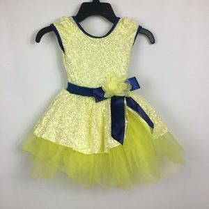 "Revolution Dancewear ""a lovely day"" dance costume"
